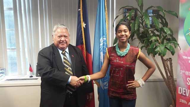 Zuriel Oduwole: The passionate global female education advocate and filmmaker