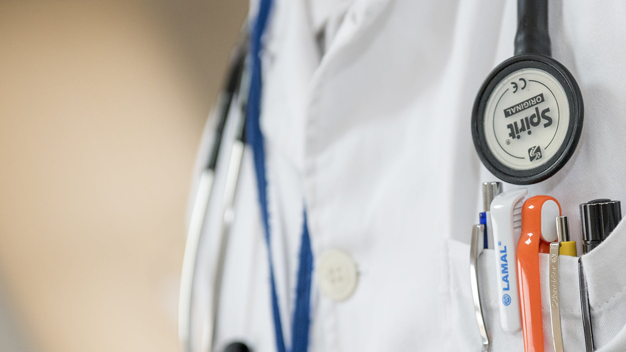 Virile health sector needs private support — UITH CMD