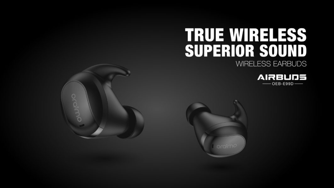 818c3415e57 The launch of the new oraimo AirBuds OEB- E99D Earphones will be the answer  to the longings of all tech and gadget lovers.