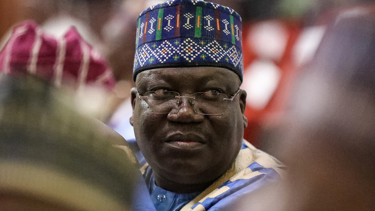 Tagging me rubber stamp to executive laughable — Lawan