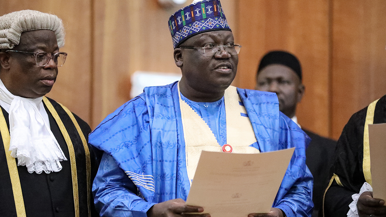 8th assembly didn't perform to full capacity - Lawan