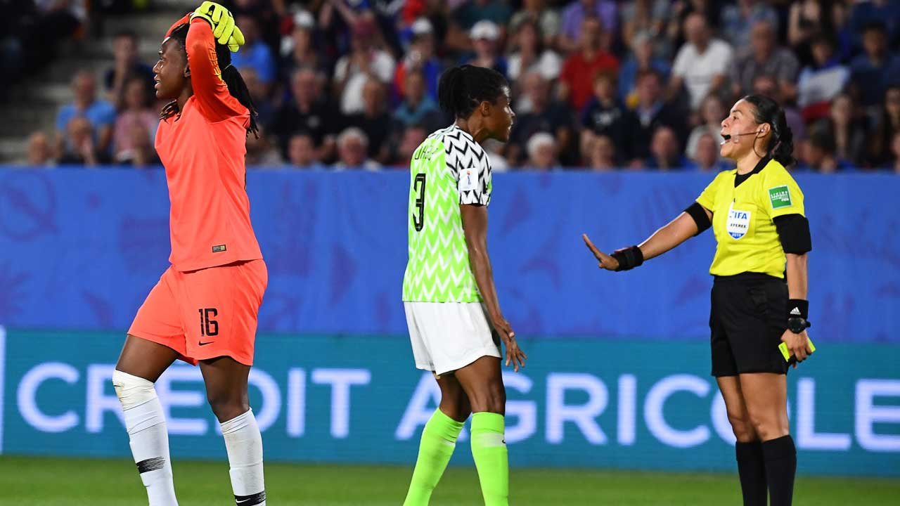 Gallant Super Falcons lose 0-1 to France | The Guardian Nigeria News - Nigeria and World News