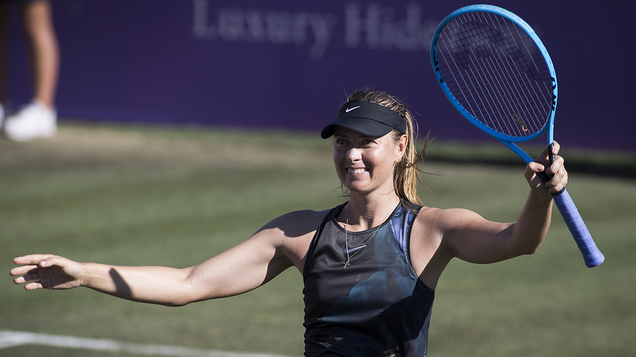 Sharapova makes winning return in Mallorca | The Guardian Nigeria News - Nigeria and World News
