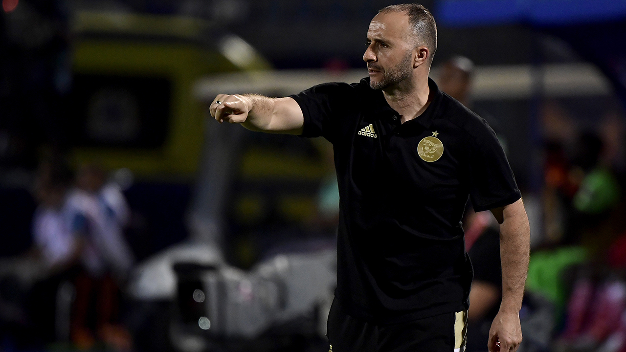 Belmadi hopes African coaches will get more opportunities