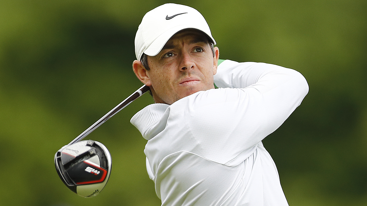 McIlroy aims for success at U.S. Open despite Woods' presence