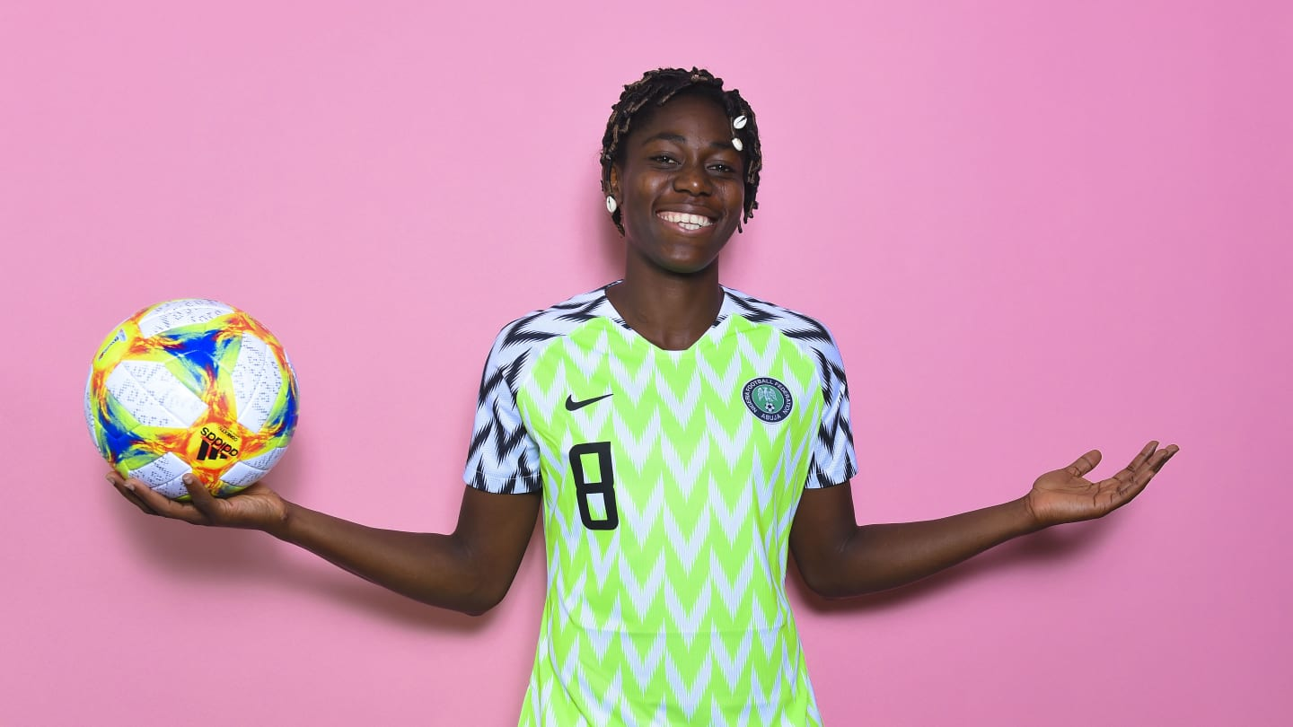 Oshoala hope Falcons get points against France | The Guardian Nigeria News - Nigeria and World News