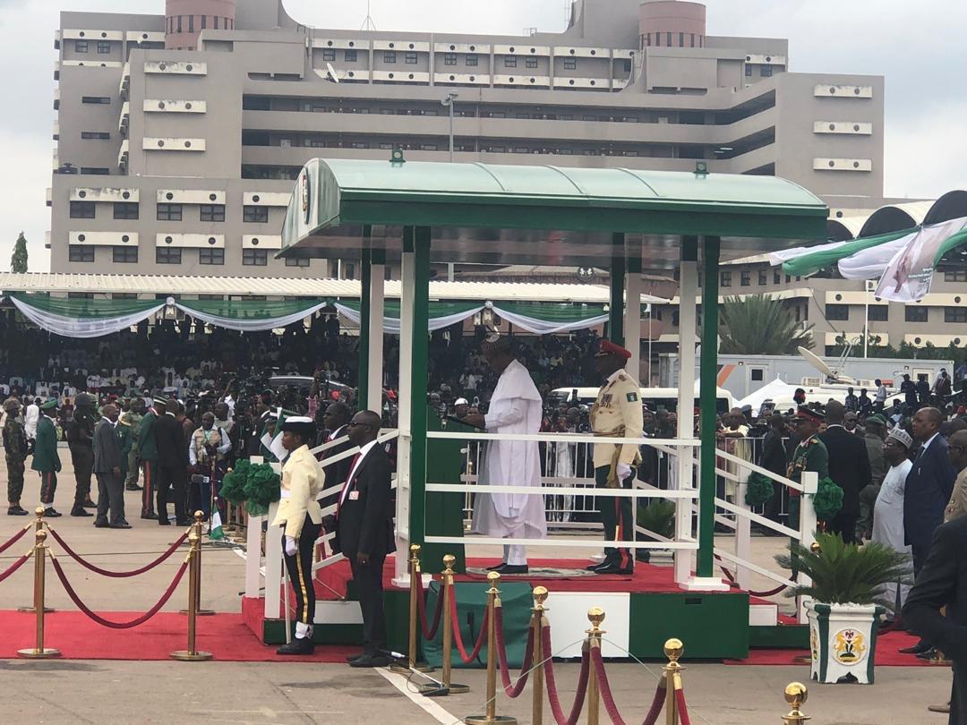 Buhari recognises MKO as past president, says Osoba