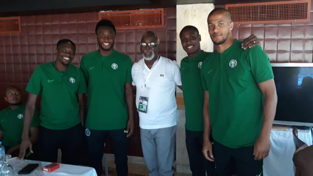 Yisa Sofuluwe predicts tough African Nations Cup for Nigeria