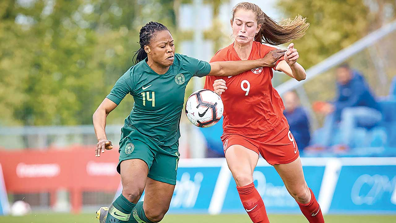 24 years after 8-0 defeat, Super Falcons again test might