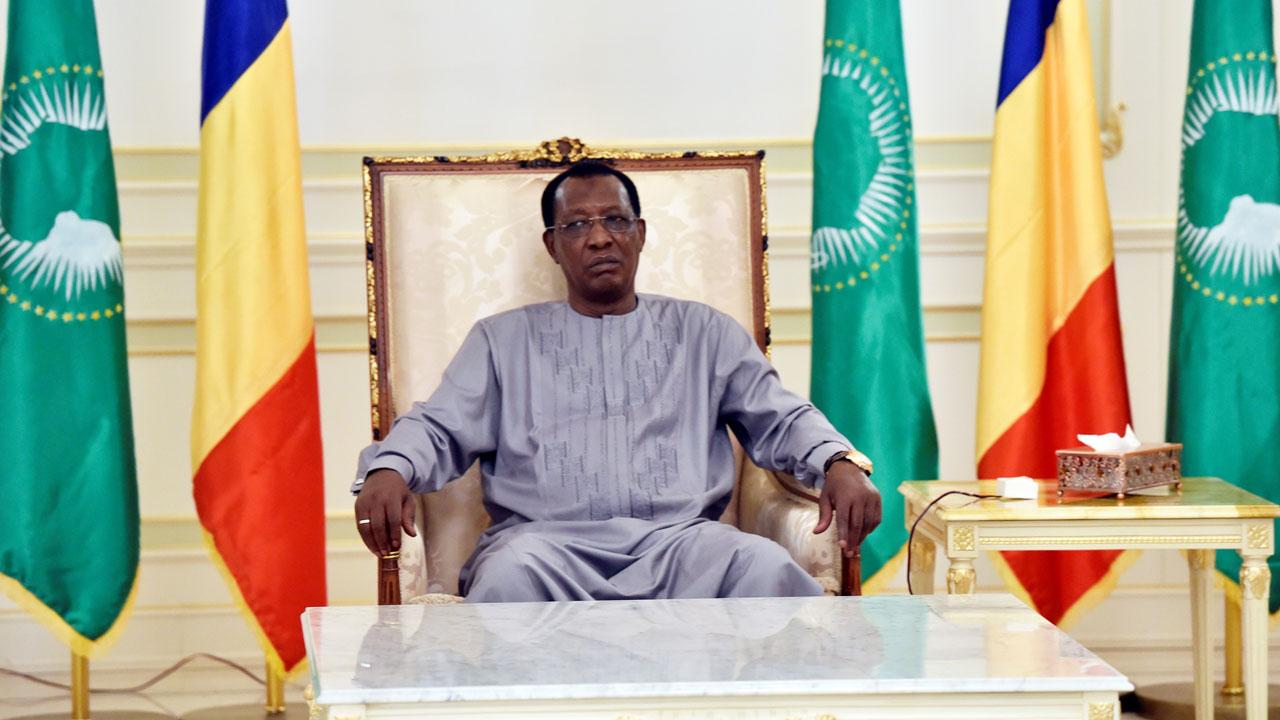 Idriss Deby, Chad's 30-year president