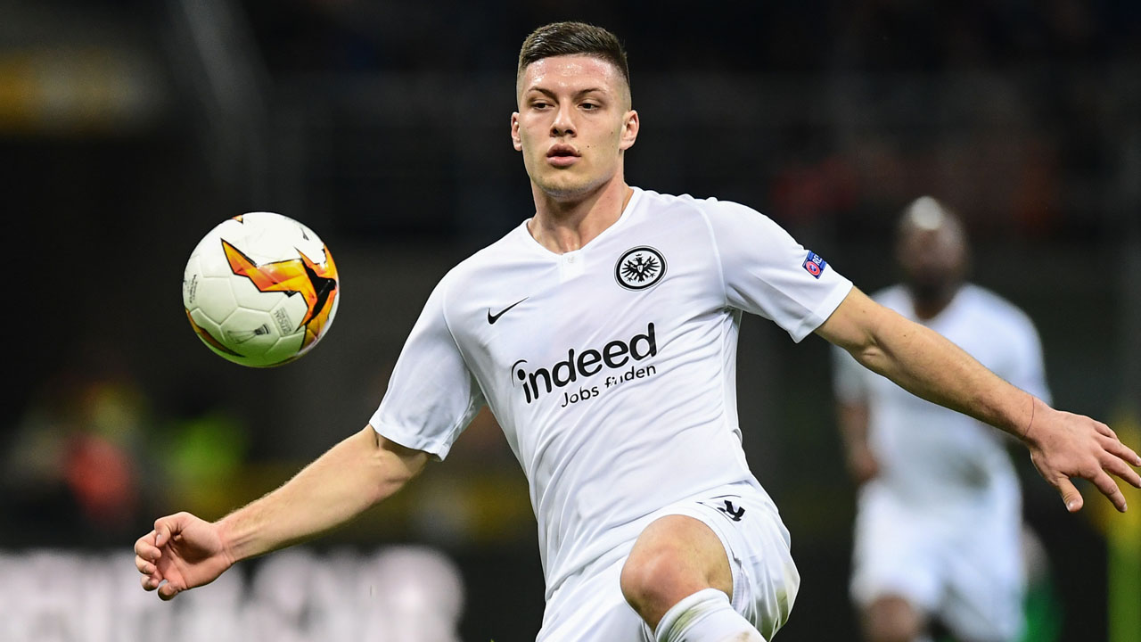 Real Madrid snap up Serb starlet Jovic in transfer coup ...