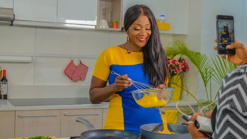 A Kitchen Is Launching An Express Lunch Service: Mercy Johnson Set To Launch New Kitchen Talk Show