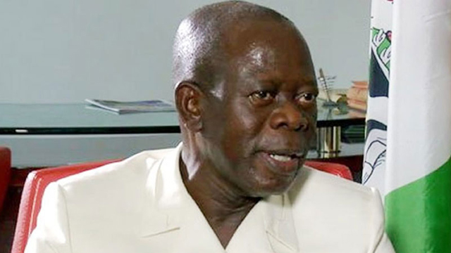 APC governors say party worse off under Adams Oshiomhole