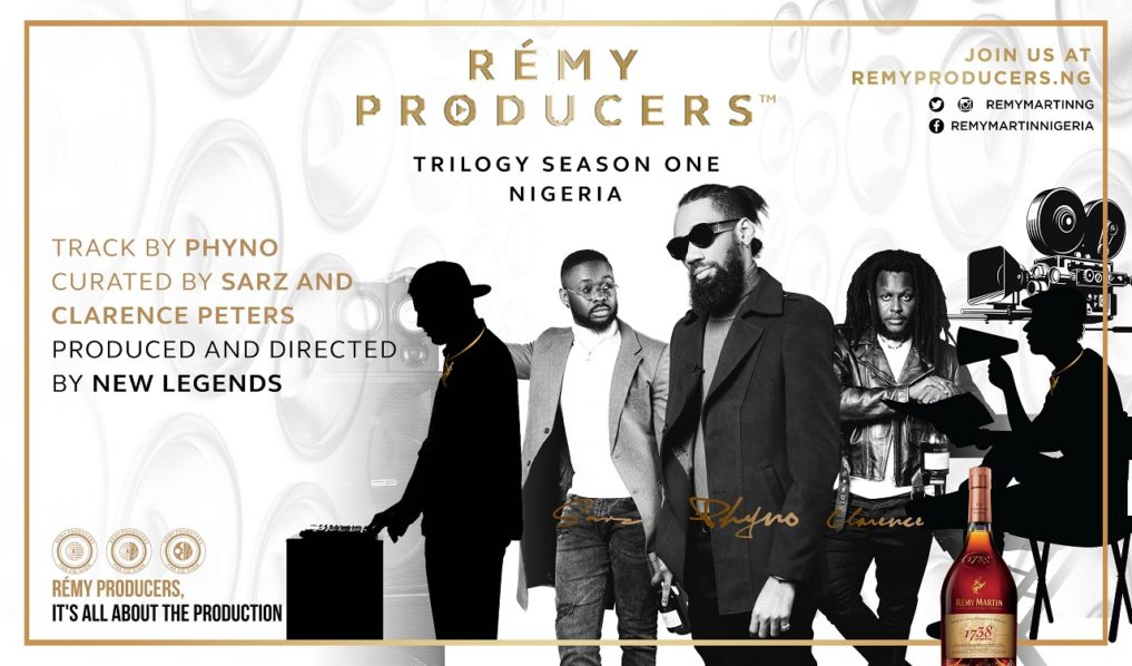 Remy Martin Launches Remy Producers Trilogy - Season 1 In
