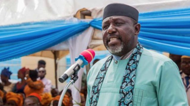 Okorocha's 'massive looting' crippled Imo – Ihedioha - Guardian Nigeria