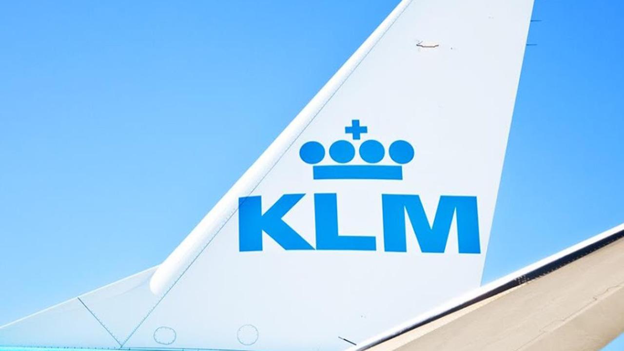 KLM bankrolls V-shape plane experiment