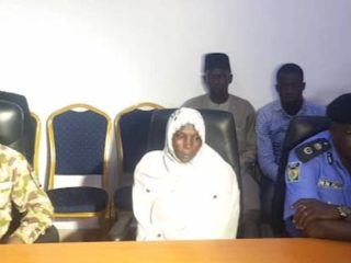 Female NYSC member freed after five months in Boko Haram captivity