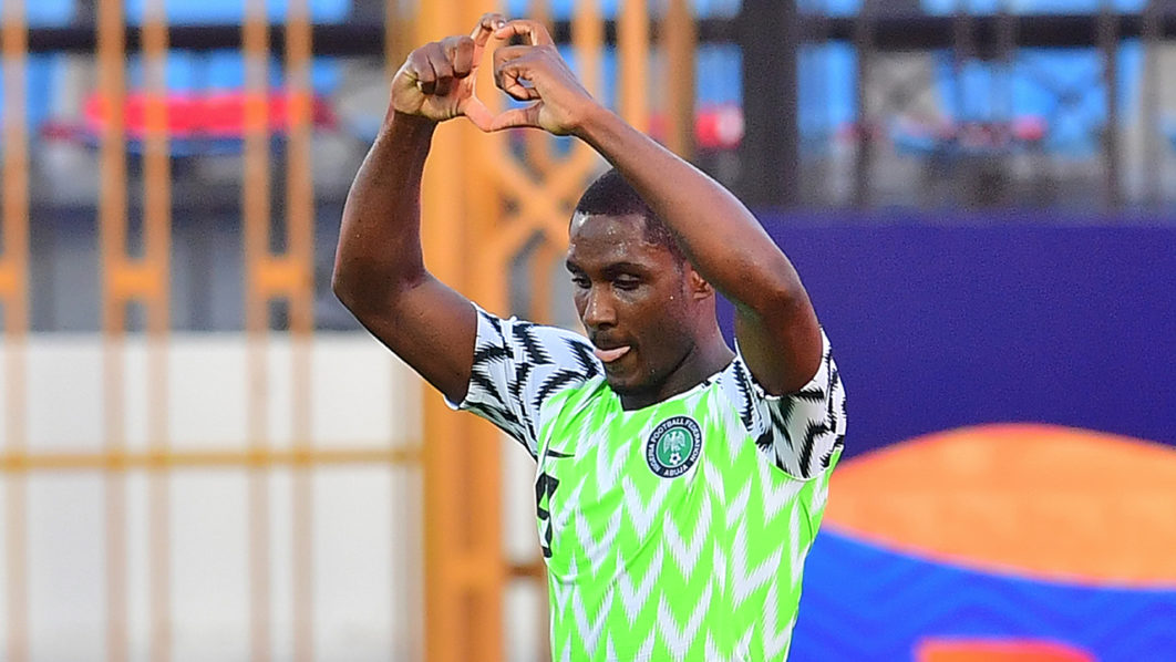 Ighalo confirms retirement from Super Eagles