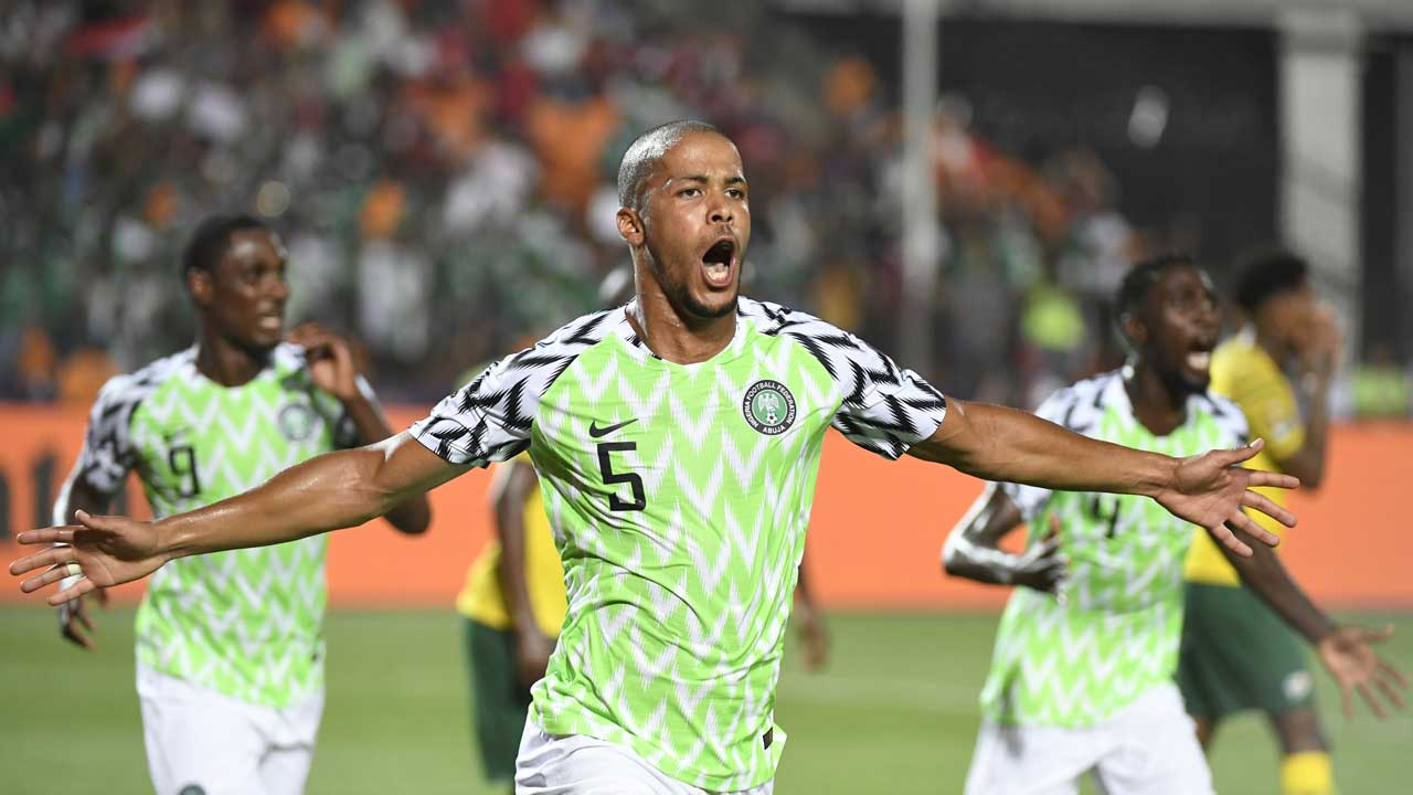 AFCON 2019: Super Eagles Qualify For Semi-Finals