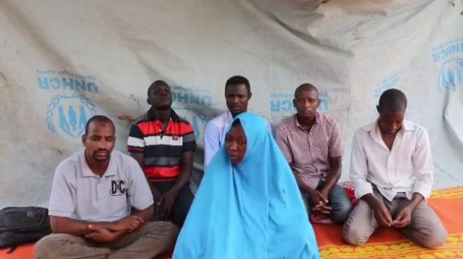 Nigeria jihadists release video of 'kidnapped aid worker'
