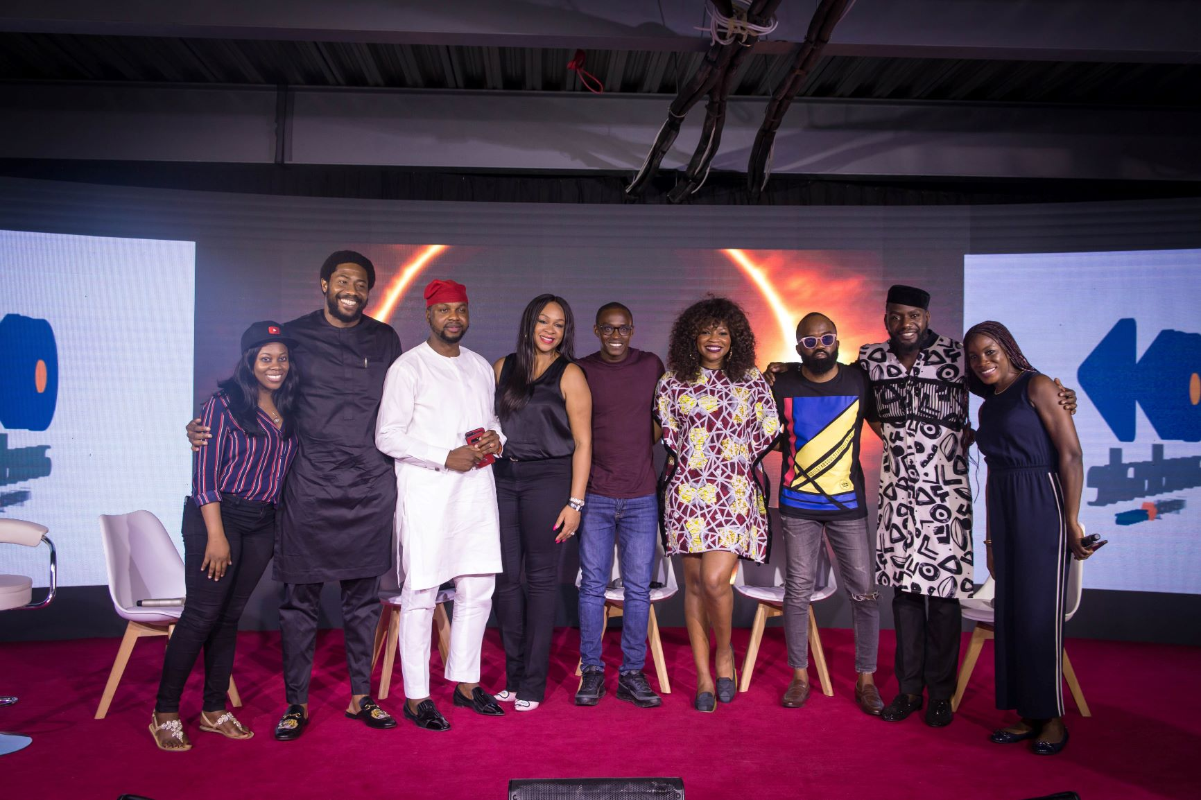 All You Missed At The Launch of Accelerate TV New Series