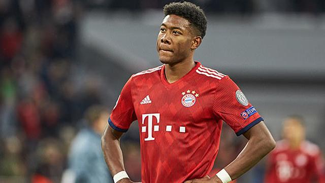 Bayern Munich offers Alaba to Man City for Sane | The Guardian Nigeria News - Nigeria and World News