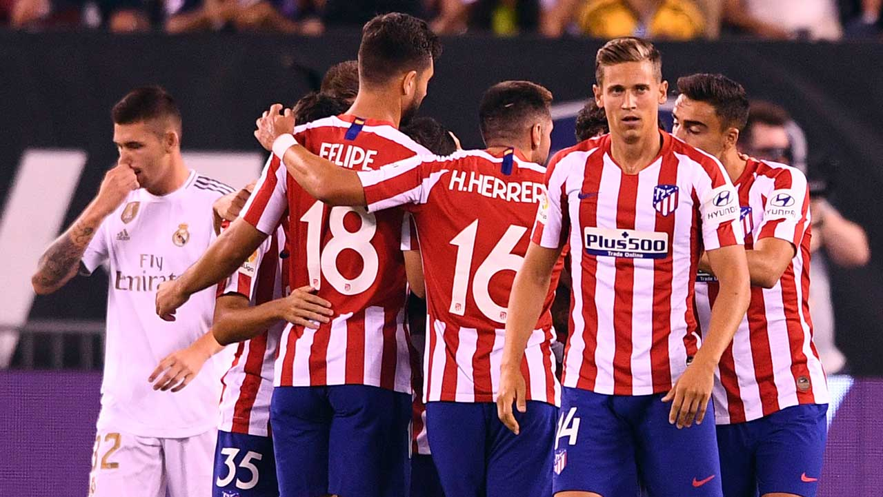 Atletico Humble Real Madrid 7 3 In Friendly The Guardian Nigeria News Nigeria And World Newssport The Guardian Nigeria News Nigeria And World News