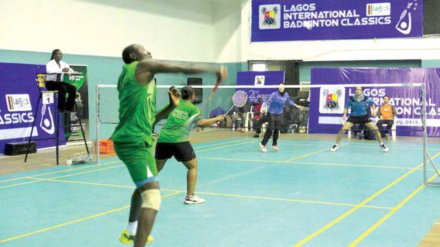 Lagos International Badminton Classics serves off tomorrow - Guardian