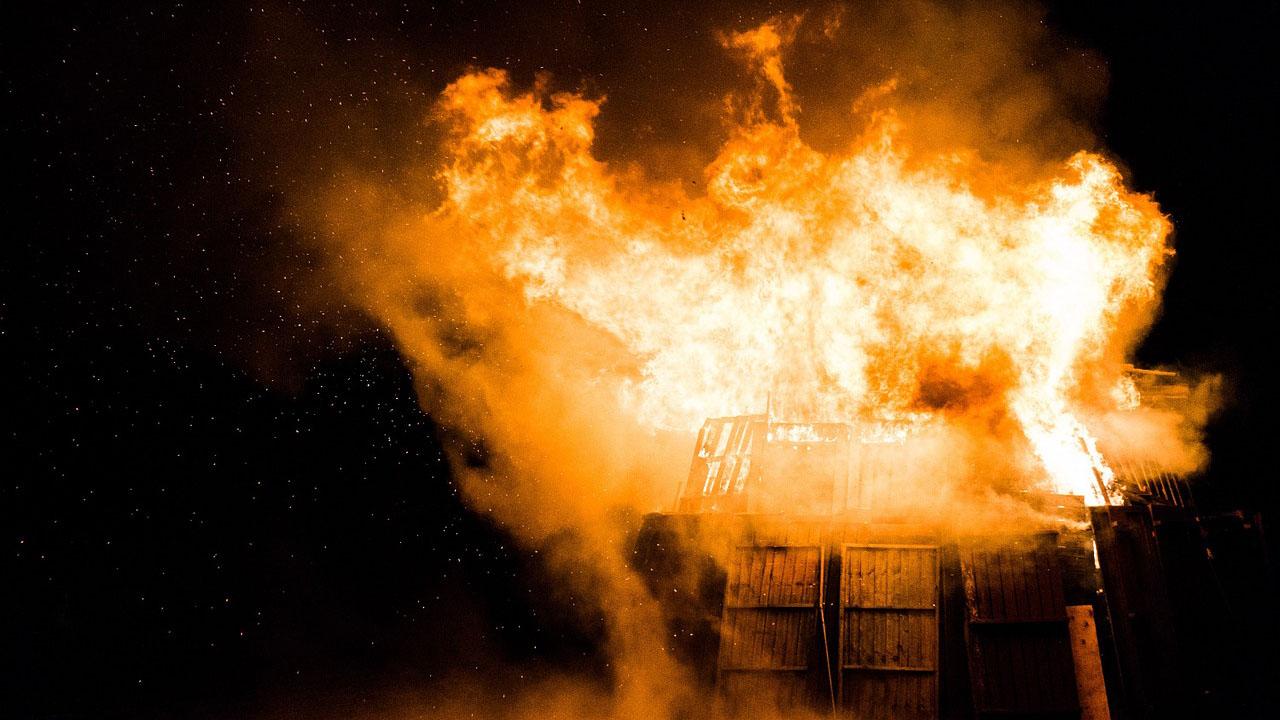 Ikotun fire kills 1, injures others