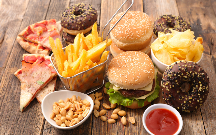 Brain damaging foods