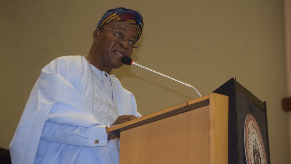 Oyetola inaugurates Governing Boards for Osun Health Insurance Agency, others