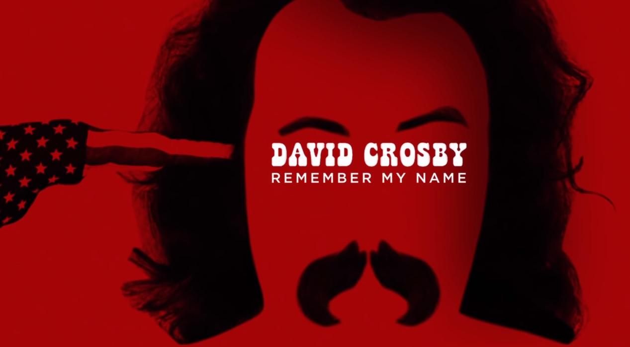 David Crosby - Remember My Name