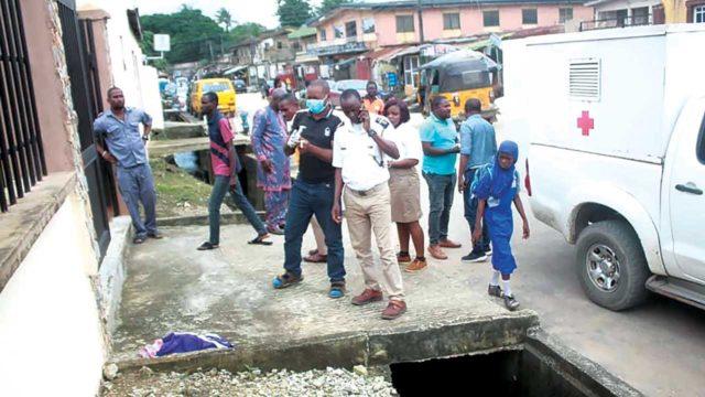 Dead baby found inside Lagos canal - Guardian Nigeria
