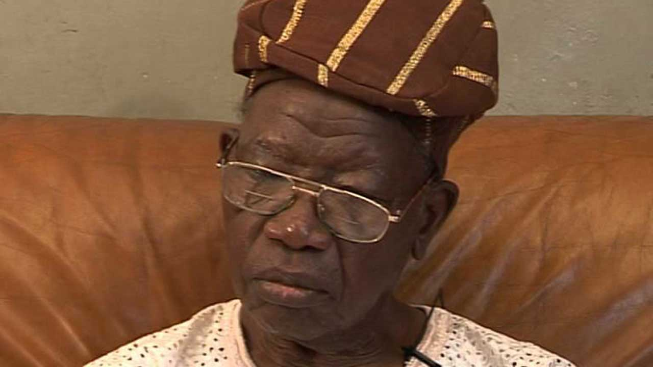 Jakande: An honourable man at 90