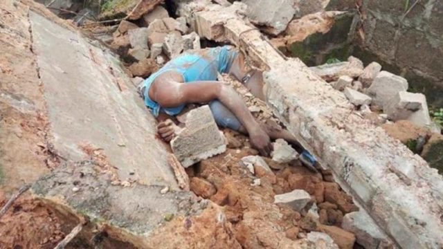 Another collapsed building kills man in Abia - Guardian