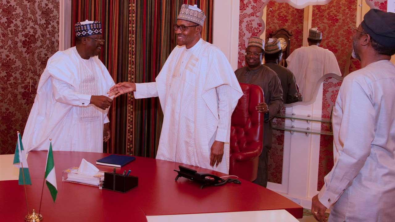 Lawan, Gbajabiamila meet Buhari again, assure Nigerians of adequate protection