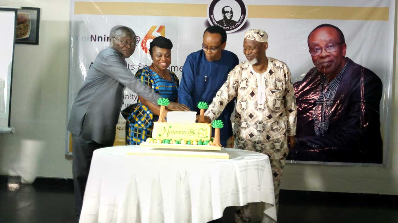 When arts community feted Nnimmo Bassey