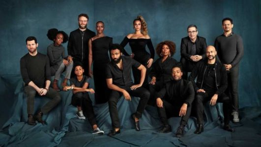 Official Lion King cast