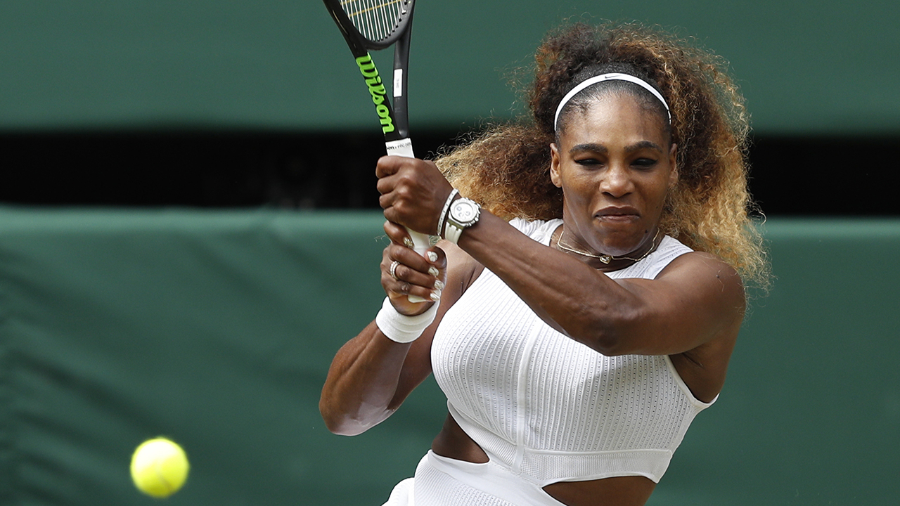Serena, Halep, Strycova, Svitolina for Wimbledon semifinals
