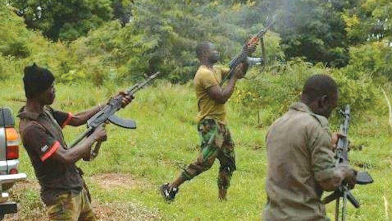 Gunmen abduct Bayelsa commissioner's father