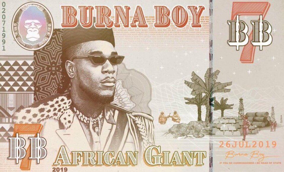 Burna Boy Unveils Tracklist For His 5th Studio Album