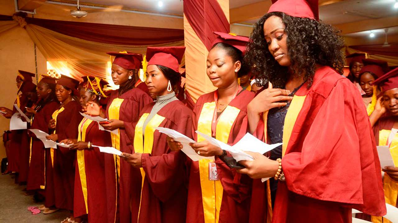 Matriculating students