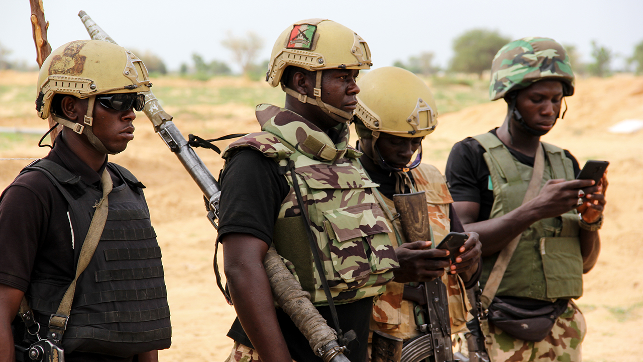 Seven Nigerian troops killed in ISWAP attack