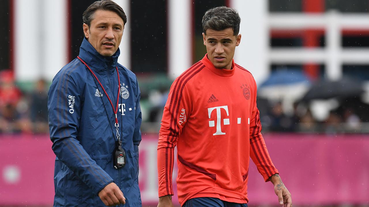 Bayern Munich offer Coutinho fresh start on loan