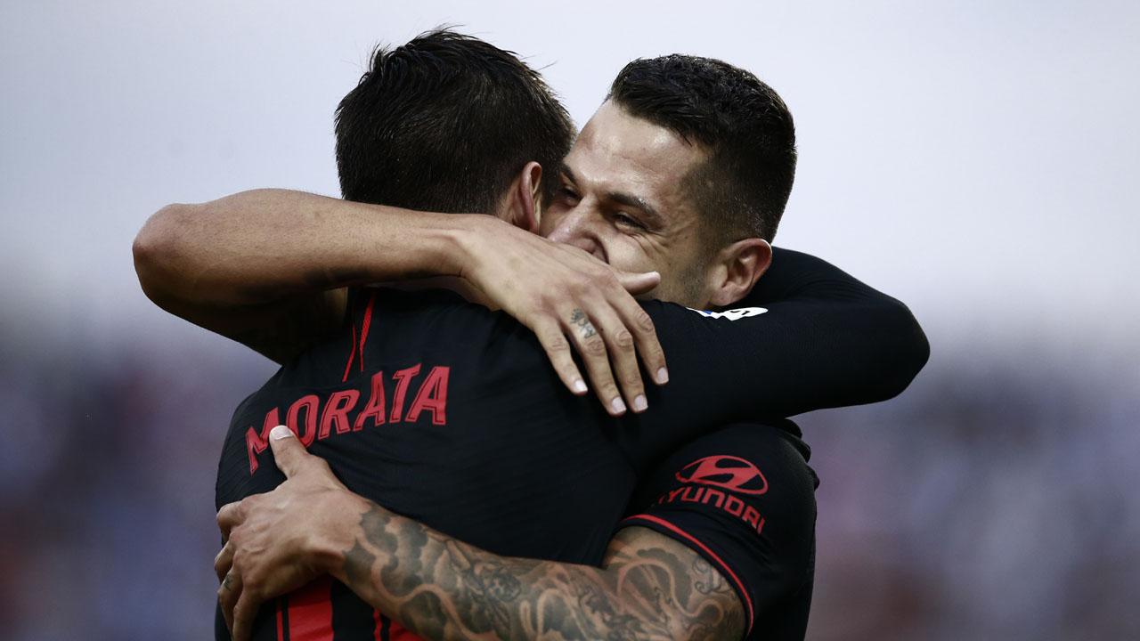 Atletico Madrid keep up winning La Liga start at Leganes