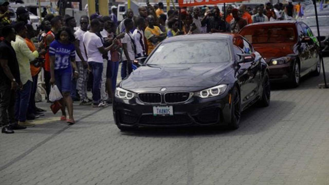 Firm lights up Lagos at the 2019 BMW Autofest