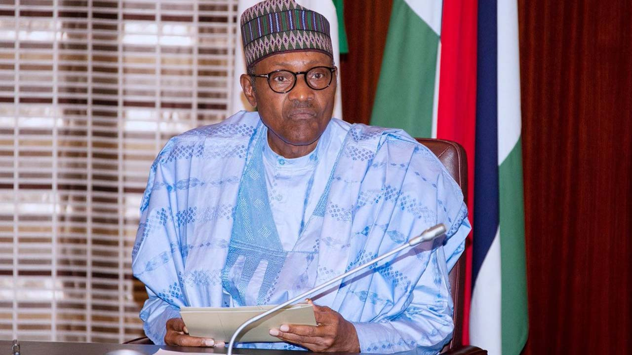 Stop paying salary to workers not on IPPIS – Buhari