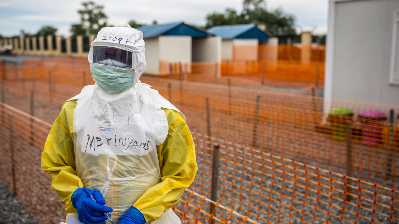 Girl, 9, tests positive for Ebola in Uganda