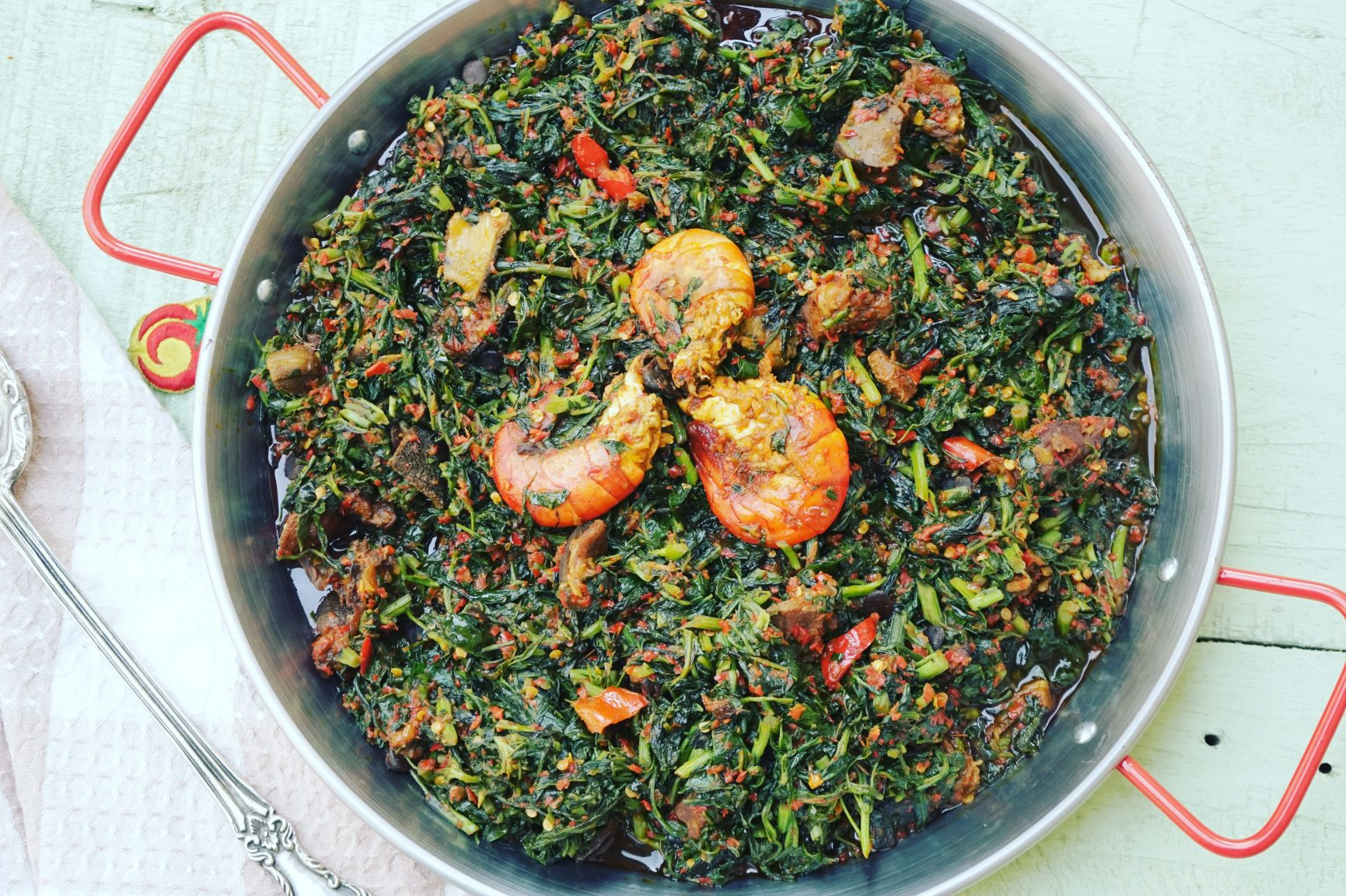 How To Easily Prepare Mouth Watering Efo Riro