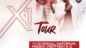 Smirnoff X1 Tour Abuja